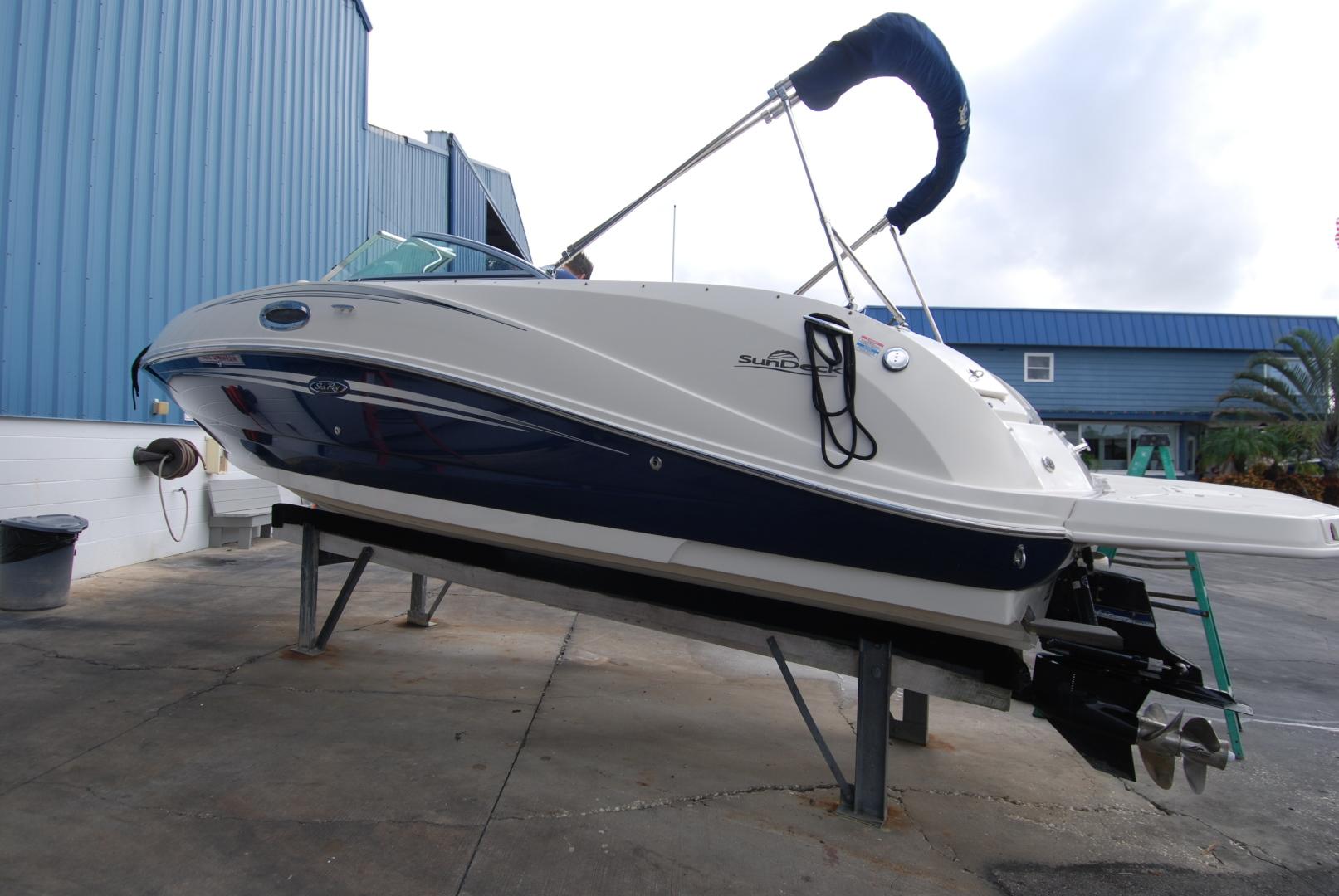 Sea Ray-Sundeck 2008-Absolute Escape Palm Harbor-Florida-United States-1566235 | Thumbnail