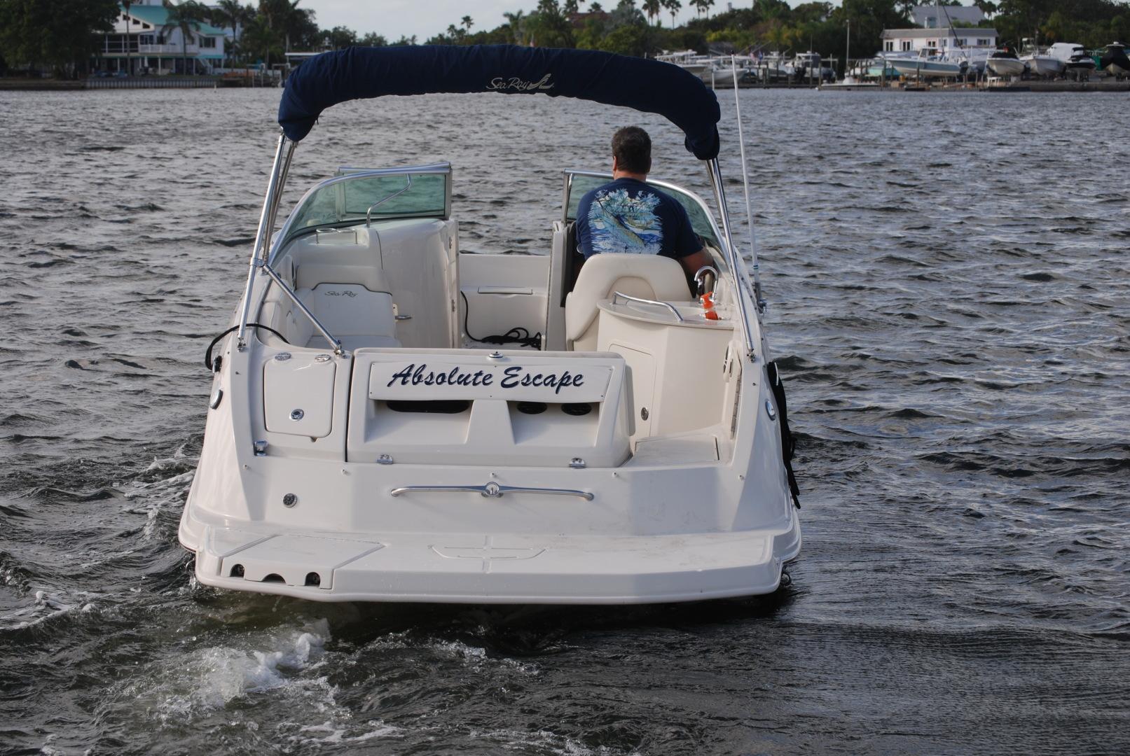 Sea Ray-Sundeck 2008-Absolute Escape Palm Harbor-Florida-United States-1566256 | Thumbnail