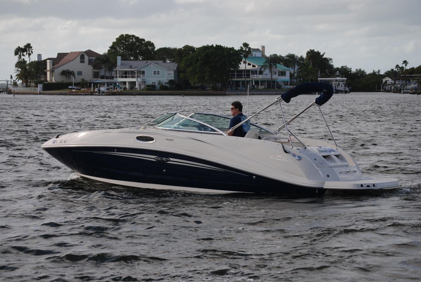 Sea Ray-Sundeck 2008-Absolute Escape Palm Harbor-Florida-United States-1566257 | Thumbnail