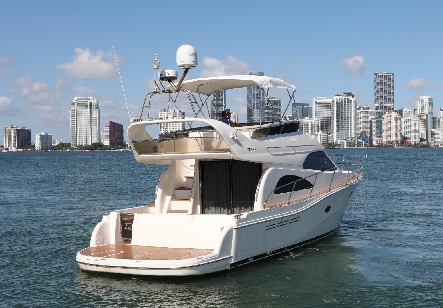 Rodman-Flybridge 2004-La Meli Miami Beach-Florida-United States-1566542 | Thumbnail
