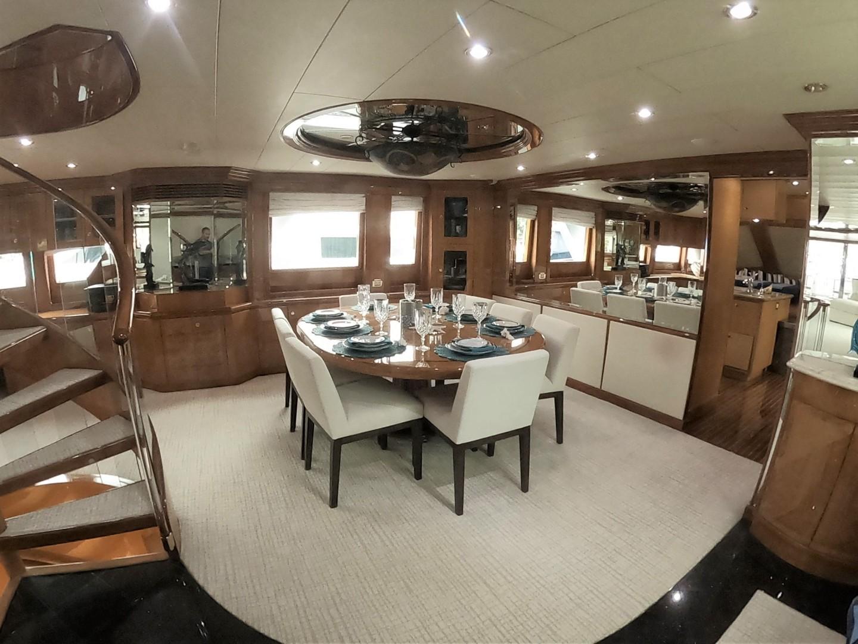 Hargrave-Tri Deck 2001-SeaStar Fort Lauderdale-Florida-United States-Dining-1566960 | Thumbnail