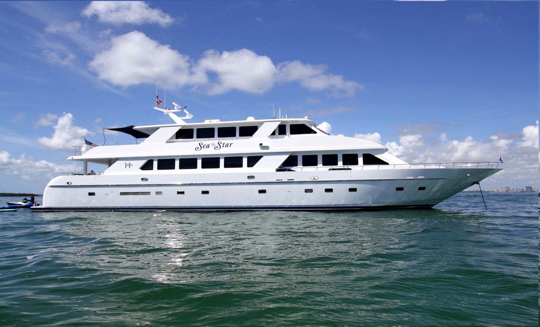 Hargrave-Tri Deck 2001-SeaStar Fort Lauderdale-Florida-United States-1571943 | Thumbnail