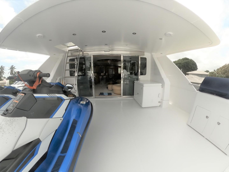 Hargrave-Tri Deck 2001-SeaStar Fort Lauderdale-Florida-United States-Boat Deck-1566984 | Thumbnail