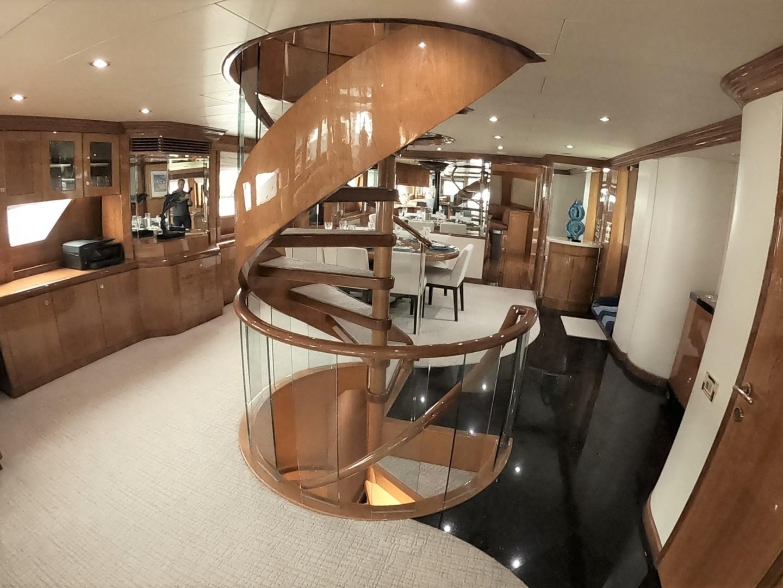 Hargrave-Tri Deck 2001-SeaStar Fort Lauderdale-Florida-United States-Spira Staircase-1566956 | Thumbnail