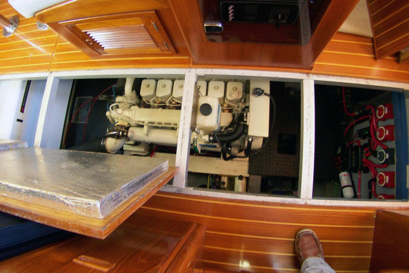 Mariner-Orient Europa 2005-ENTERPRISE Stuart-Florida-United States-Engine Access-1567619   Thumbnail
