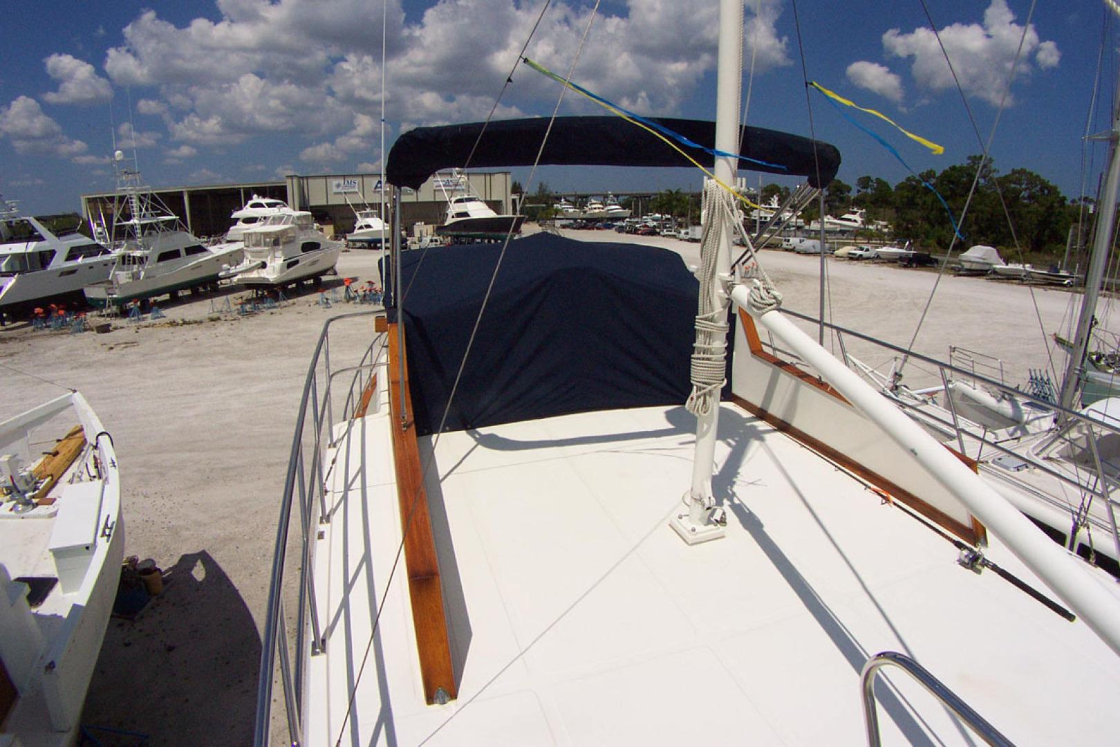 Mariner-Orient Europa 2005-ENTERPRISE Stuart-Florida-United States-Flybridge Covered-1567621   Thumbnail