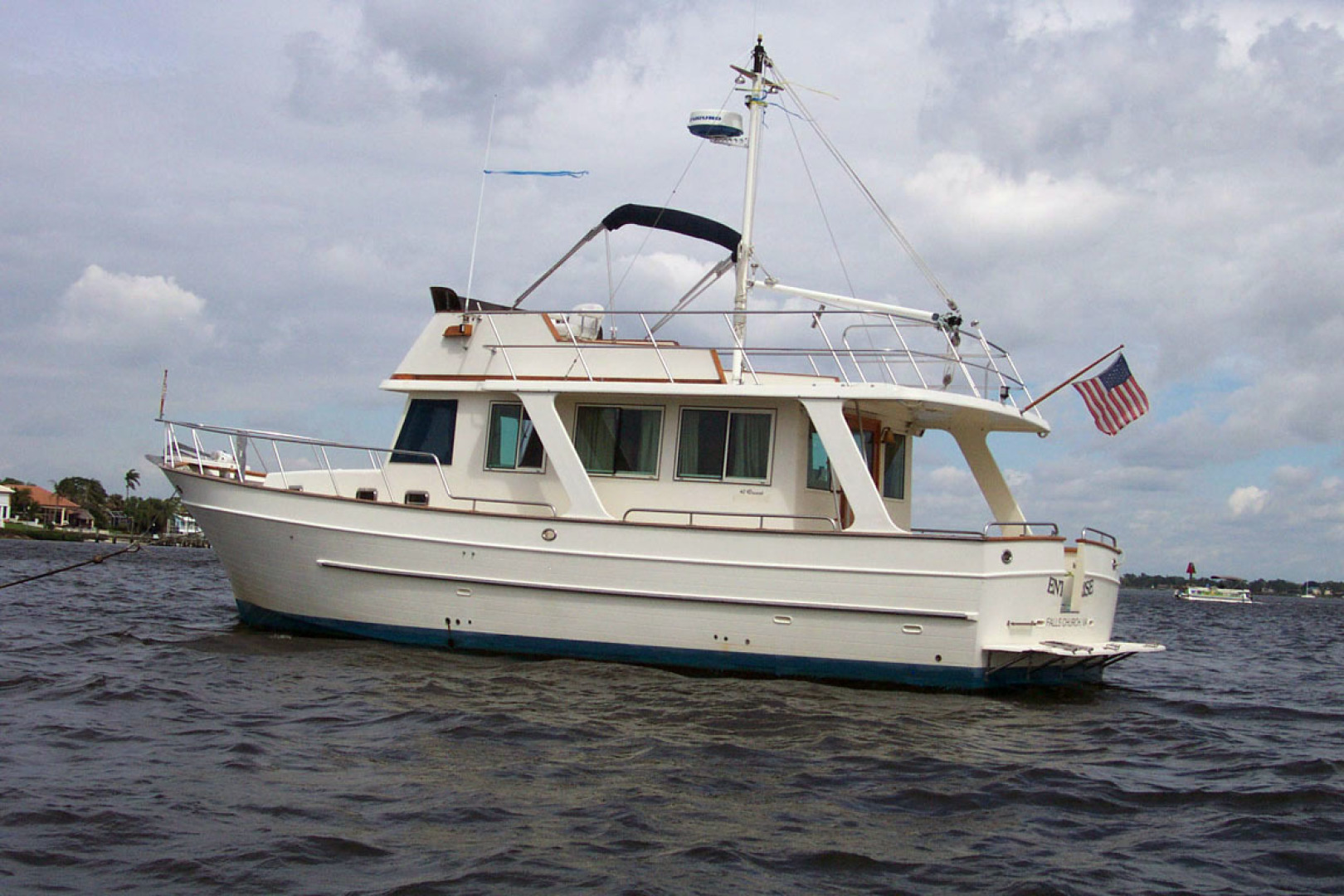 Mariner-Orient Europa 2005-ENTERPRISE Stuart-Florida-United States-Port Aft Profile-1567587   Thumbnail