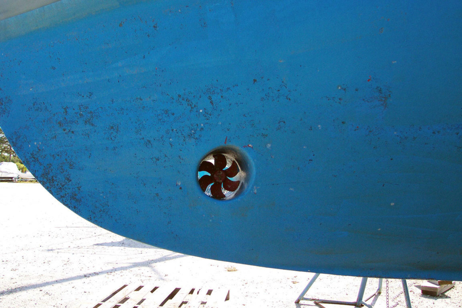 Mariner-Orient Europa 2005-ENTERPRISE Stuart-Florida-United States-Bow Thruster-1567642   Thumbnail