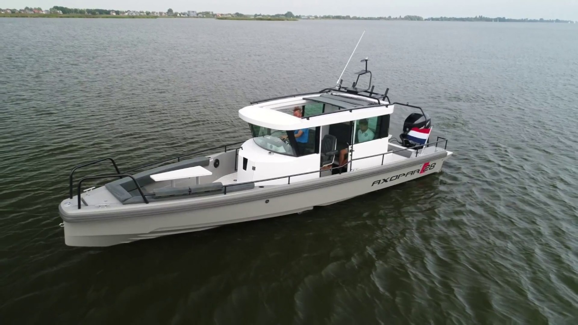 Axopar-28AC Mid Cabin 2018 -New York-United States-1567747   Thumbnail
