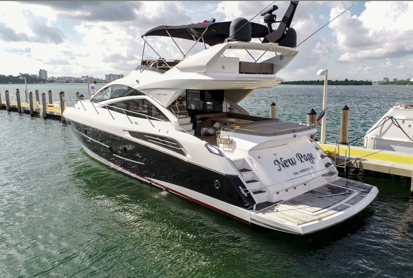 Sunseeker-68 Sport Yacht 2014-New Page Miami Beach-Florida-United States-1581176 | Thumbnail