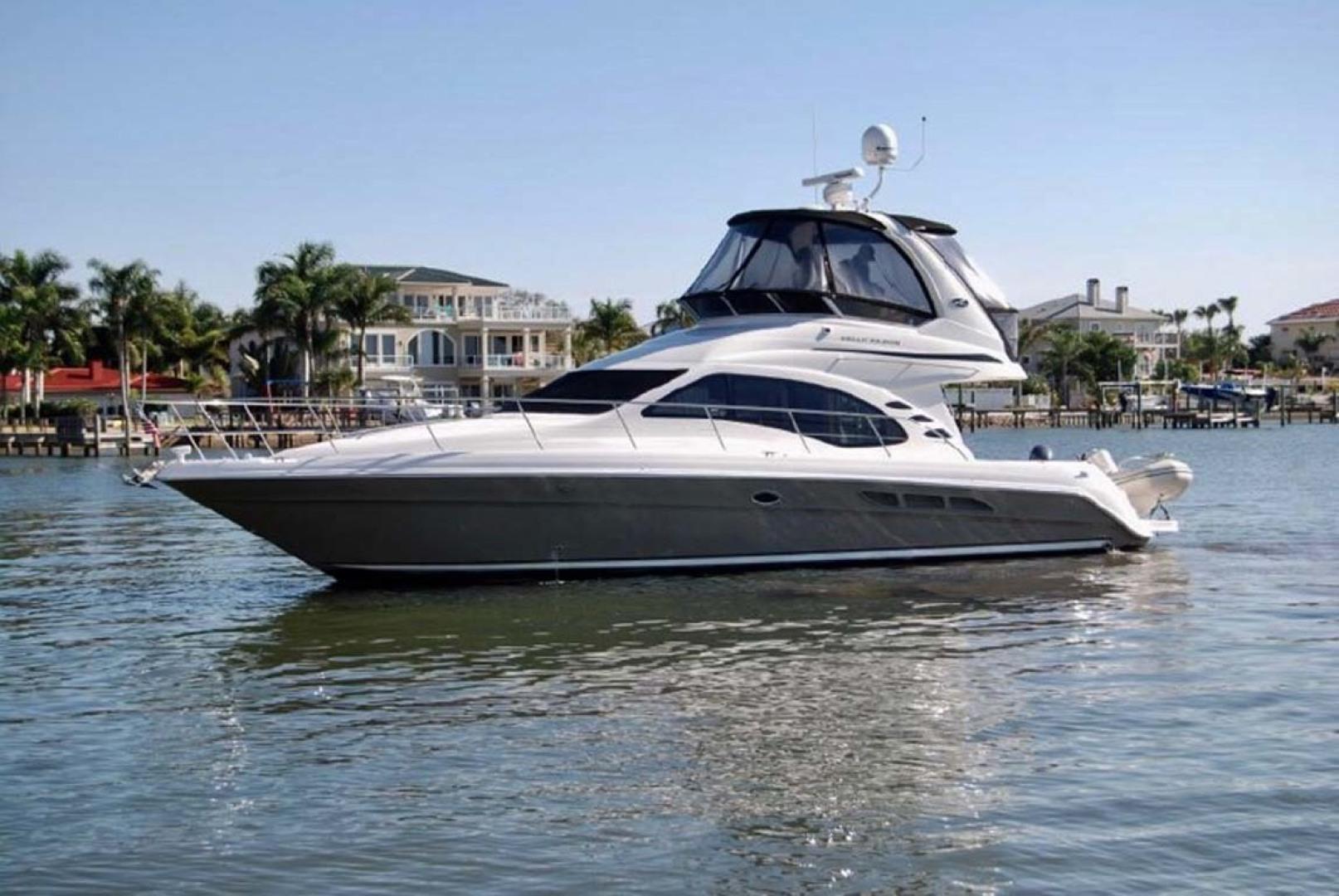Sea Ray-42 Sedan Bridge 2005-Headquarters II Cape Coral-Florida-United States-Port Profile-1568752 | Thumbnail
