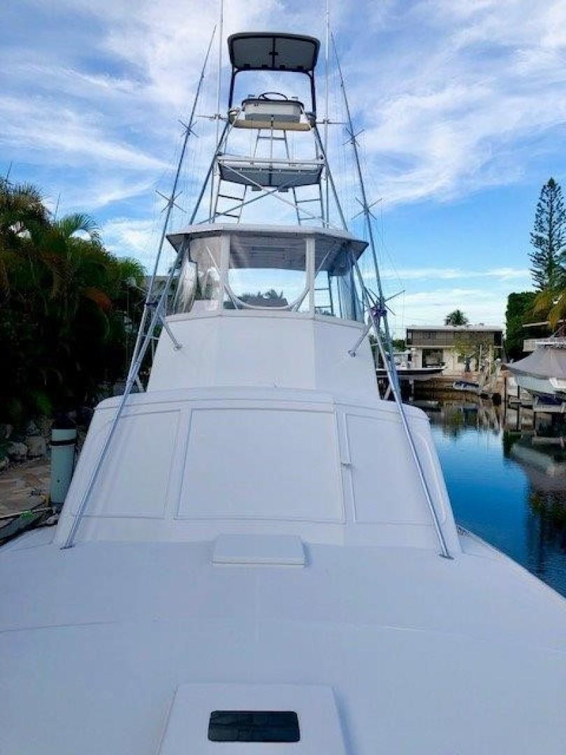 Rybovich-Sport Fish 1962-Eye Candy Key Largo-Florida-United States-Bow/Tuna Tower-1569725 | Thumbnail