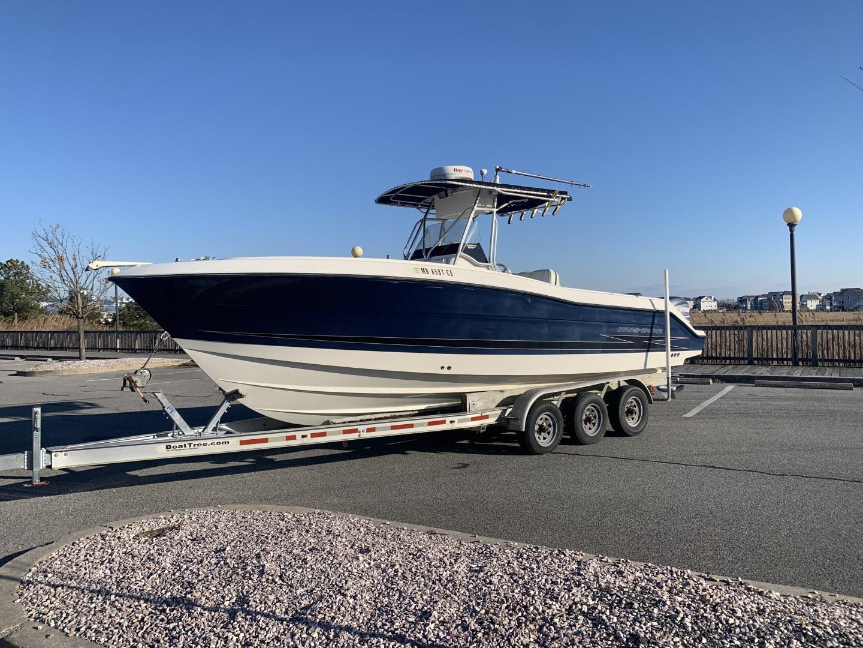 Hydra-Sports-2800CC Vector 2005 -Ocean City-Maryland-United States-1569887 | Thumbnail