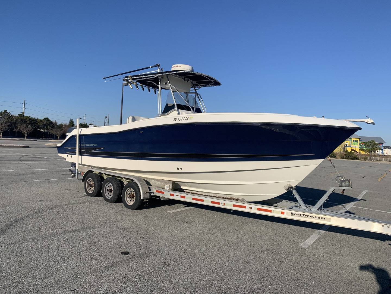Hydra-Sports-2800CC Vector 2005 -Ocean City-Maryland-United States-1569889 | Thumbnail