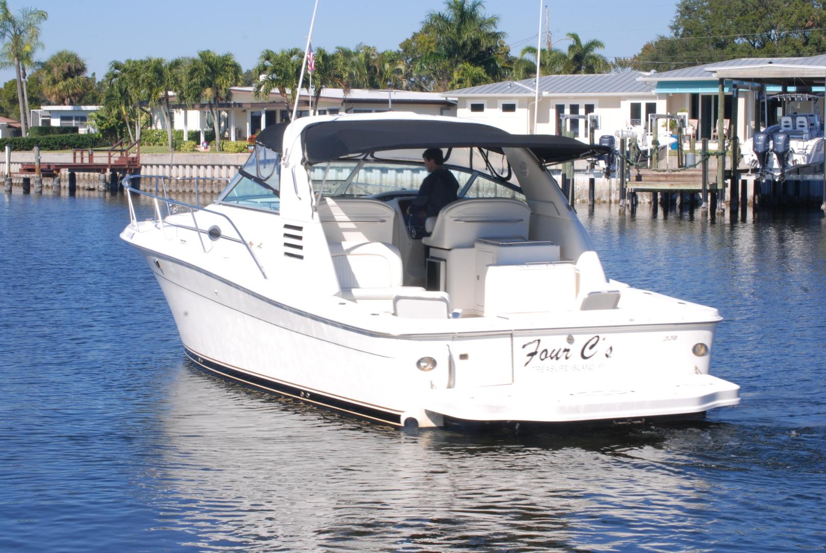 Sea Ray-33 Express Cruiser 1997-Four Cs St. Petersburg-Florida-United States-1571125 | Thumbnail