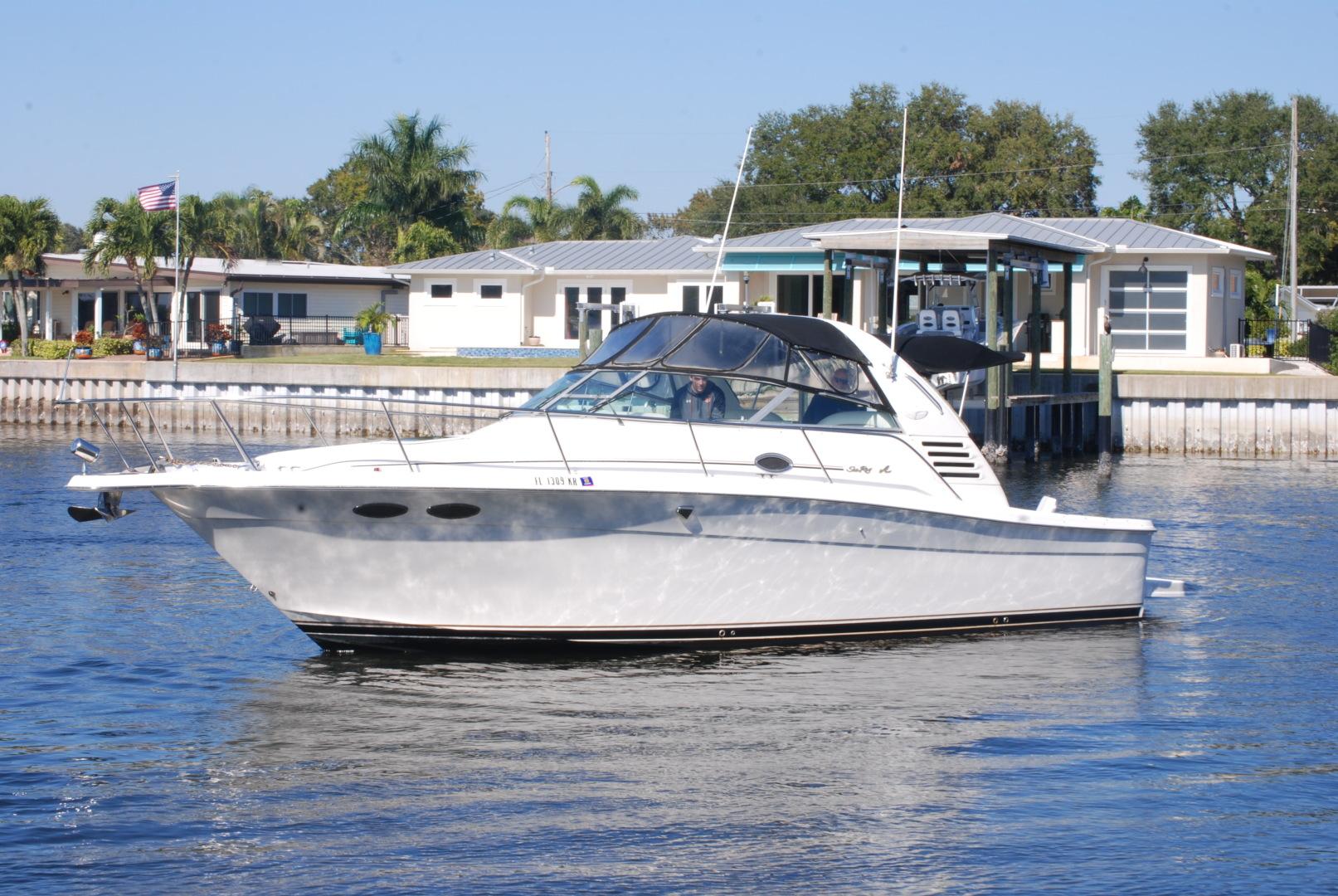 Sea Ray-33 Express Cruiser 1997-Four Cs St. Petersburg-Florida-United States-1571132 | Thumbnail