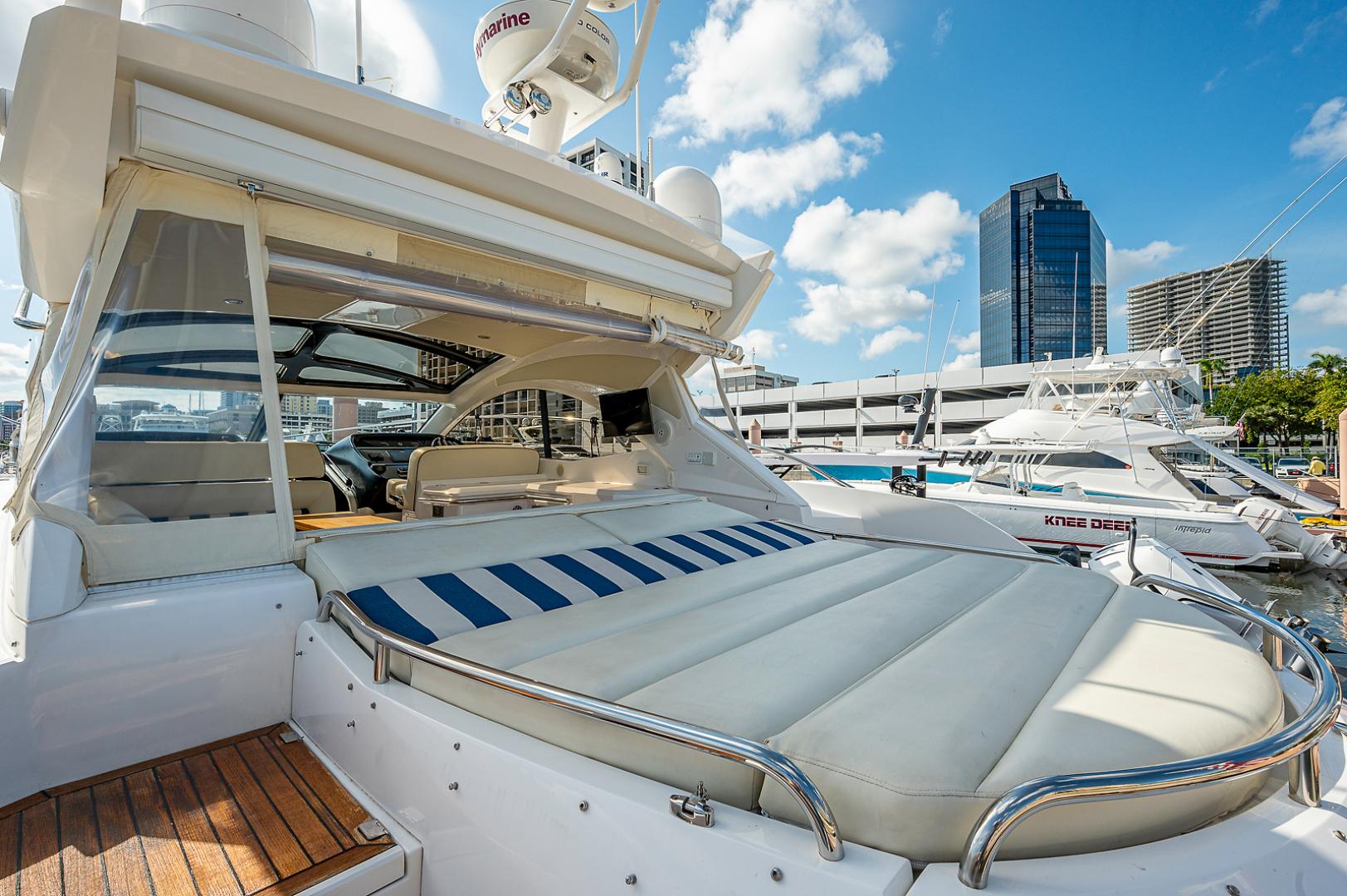 Sunseeker-Portofino 48 2013-Miss Rose West Palm Beach-Florida-United States-Bow-1571921 | Thumbnail