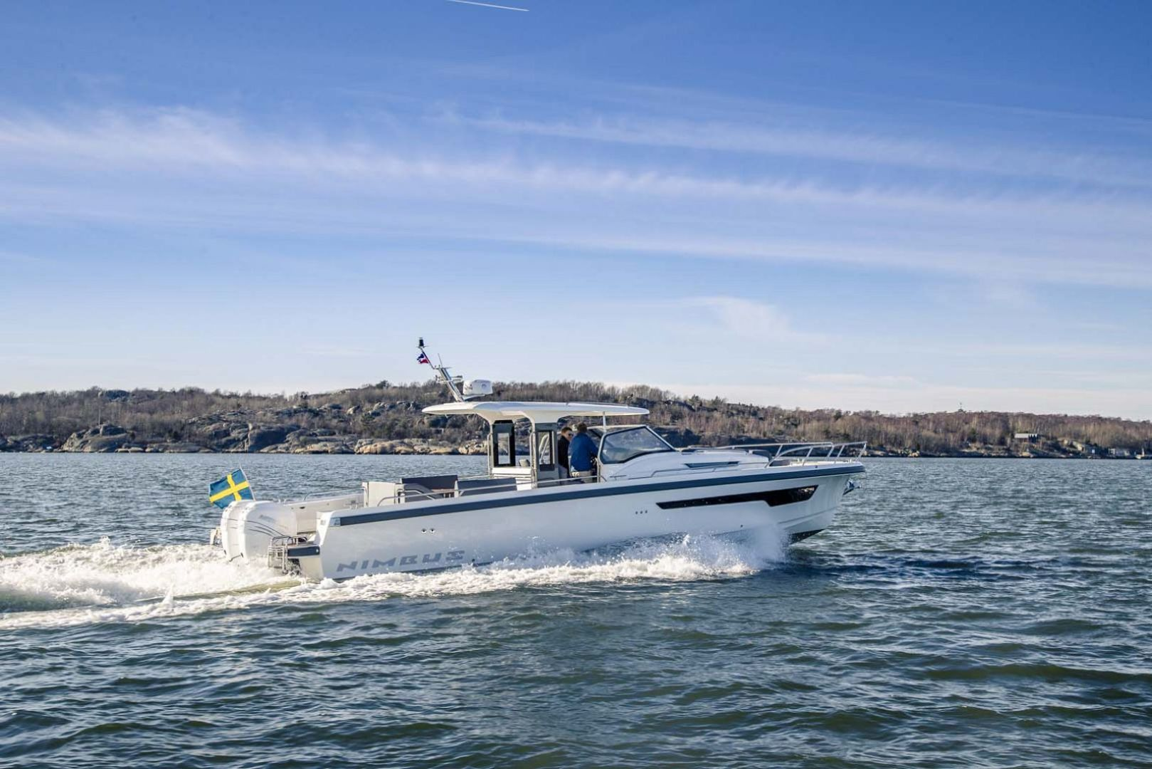 Picture Of: 40' Nimbus T11 #54 2021 Yacht For Sale | 1 of 6