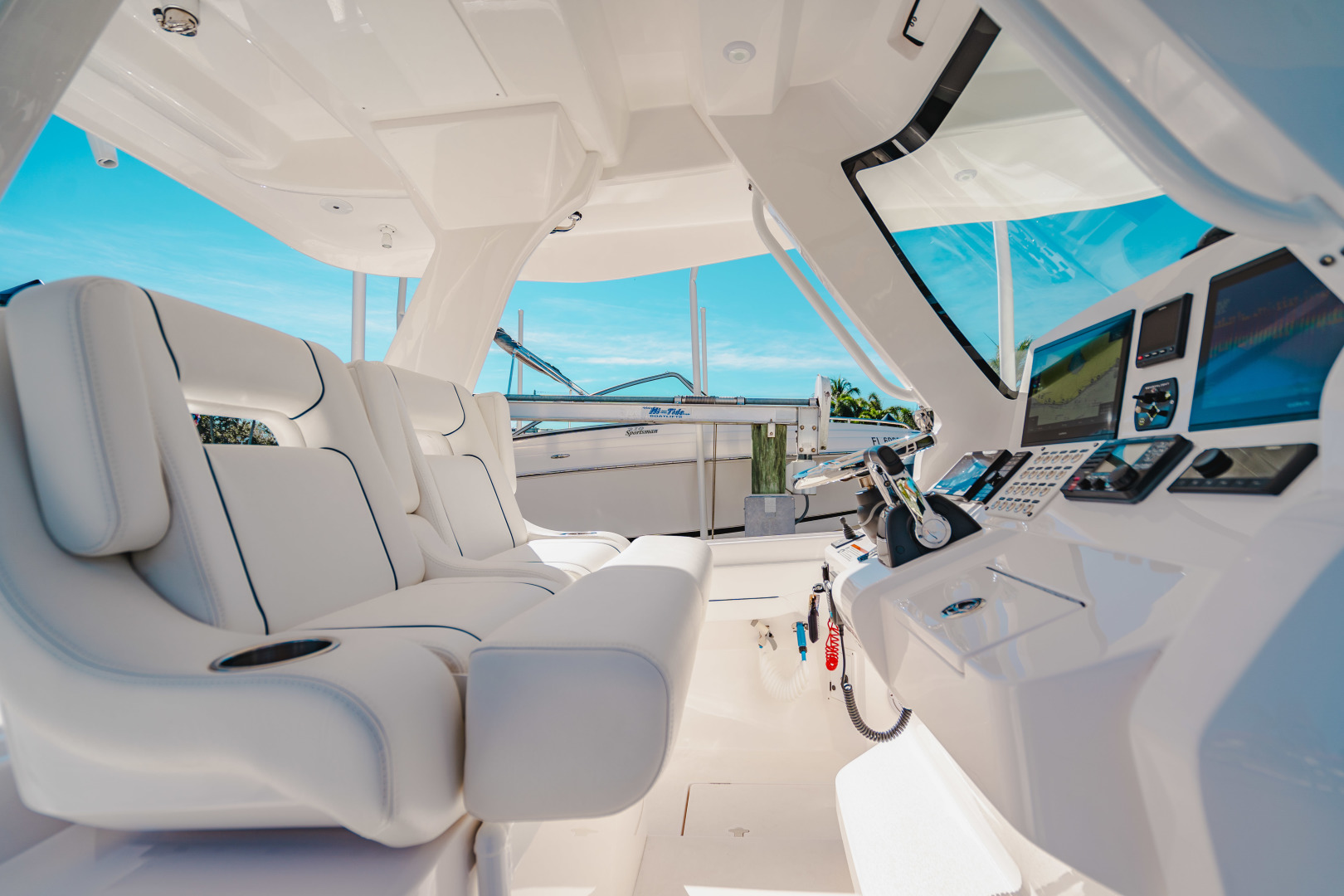 Intrepid-345 Nomad 2020-CORYPHEE North Palm Beach-Florida-United States-Helm Seating-1574587 | Thumbnail