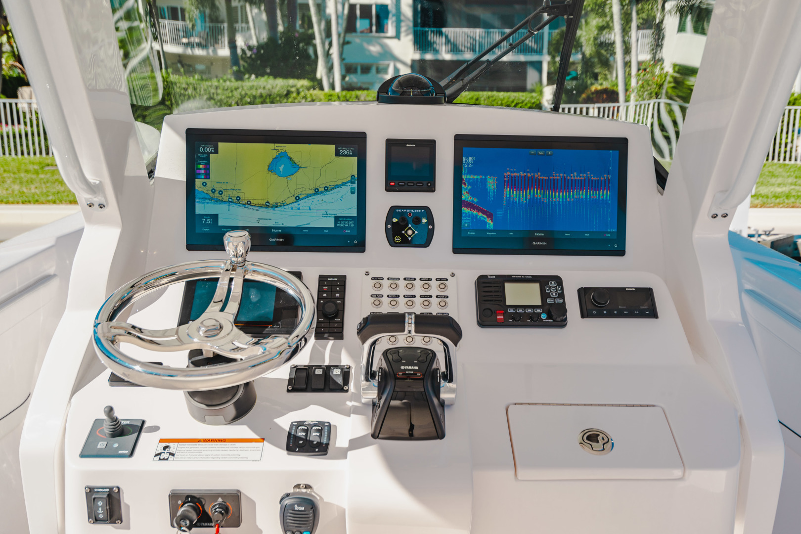 Intrepid-345 Nomad 2020-CORYPHEE North Palm Beach-Florida-United States-Helm Electronics-1574569 | Thumbnail