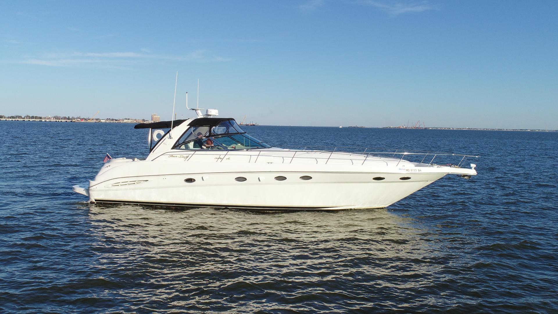 Sea Ray-460 Sundancer 1999-Endeavour Hampton-Virginia-United States-99SeaRay46 11-1629863 | Thumbnail