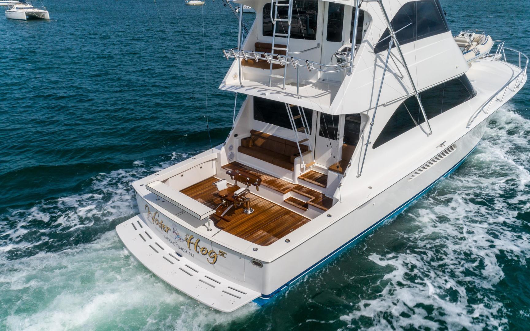 Viking 2008-WATER HOG III Fort Lauderdale-Florida-United States-1572382 | Thumbnail
