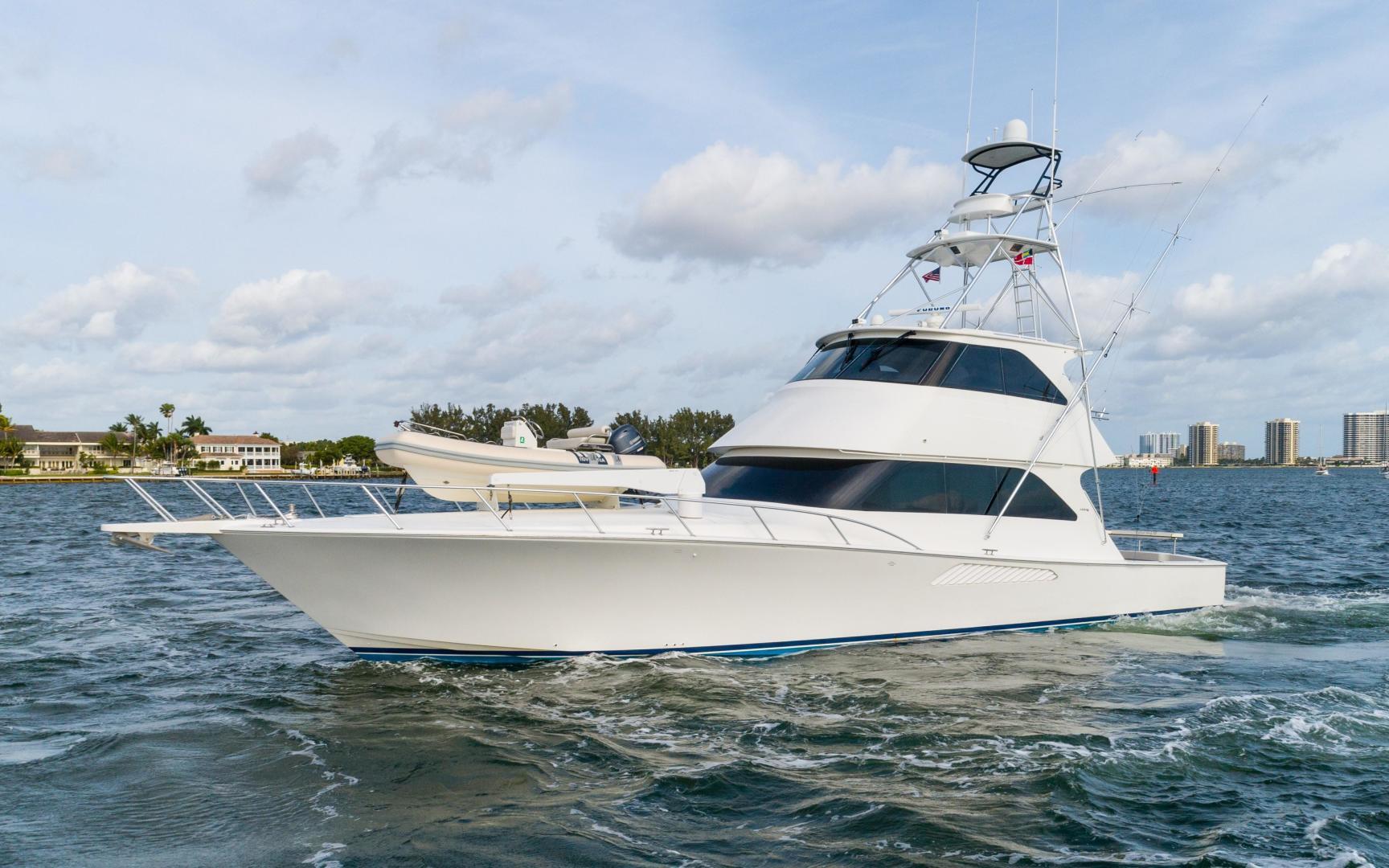 Viking 2008-WATER HOG III Fort Lauderdale-Florida-United States-1572377 | Thumbnail