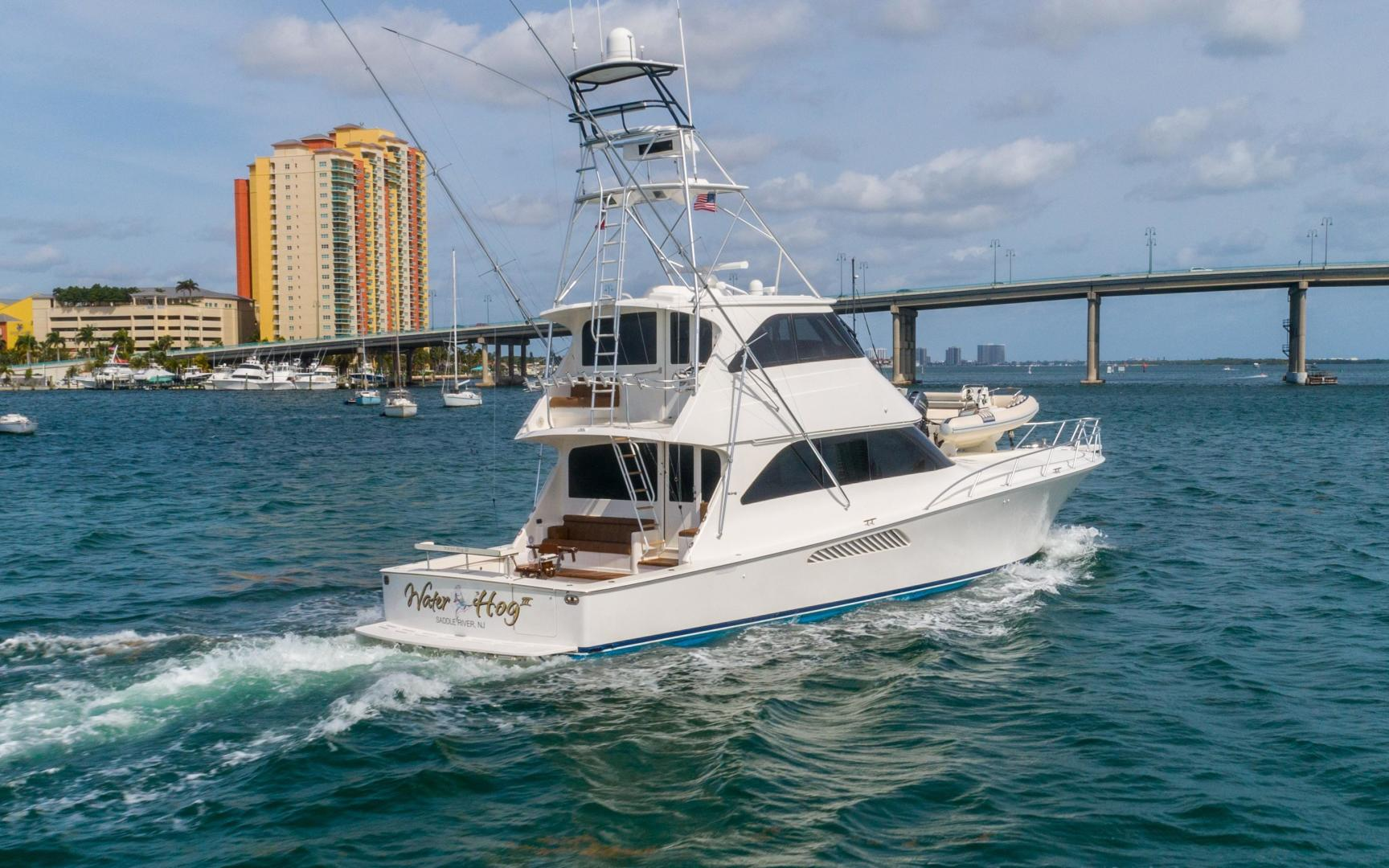 Viking 2008-WATER HOG III Fort Lauderdale-Florida-United States-1572380 | Thumbnail