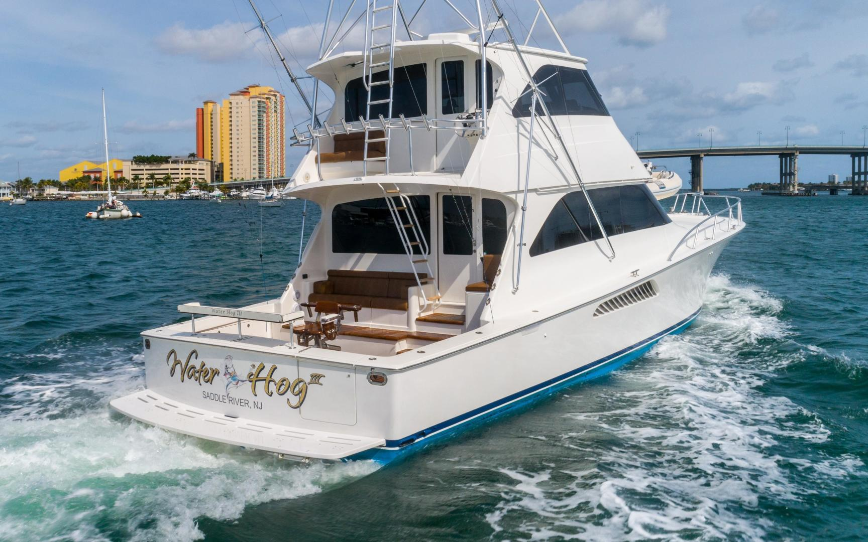Viking 2008-WATER HOG III Fort Lauderdale-Florida-United States-1572381 | Thumbnail