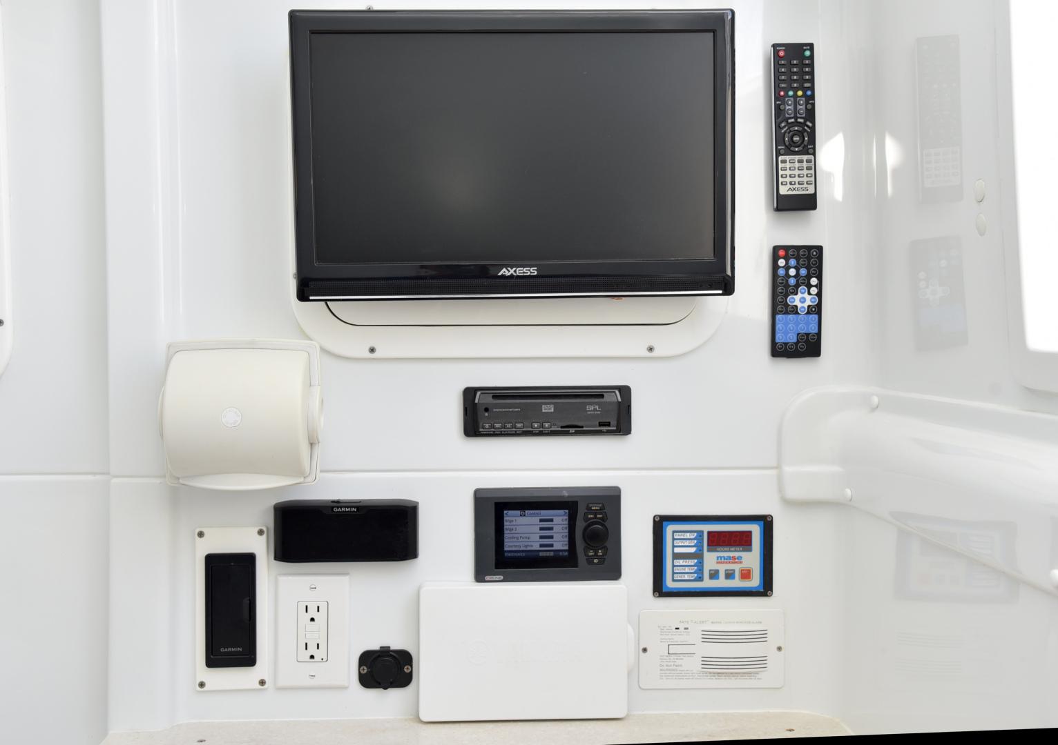 Yellowfin-42 Center Console 2015-Tejas Cabo San Lucas-Mexico-2015 Yellowfin 42 Center Console  Tejas  TV-1573465 | Thumbnail