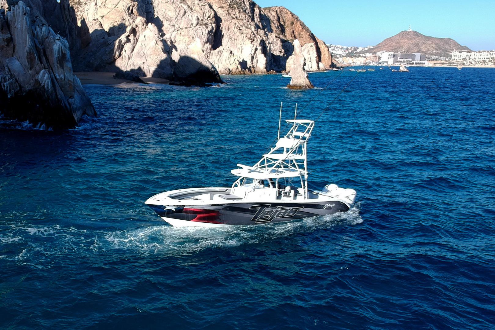 Yellowfin-42 Center Console 2015-Tejas Cabo San Lucas-Mexico-2015 Yellowfin 42 Center Console  Tejas -1573657 | Thumbnail