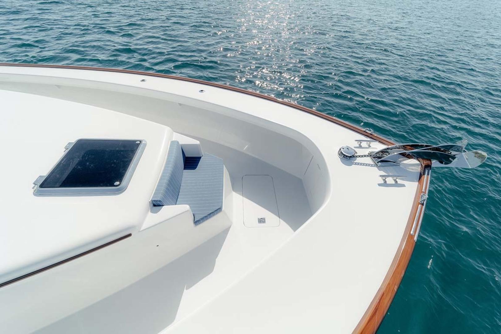 Jim Smith-Walkaround Express 2018-Eurybia North Palm Beach-Florida-United States Bow-1573725   Thumbnail