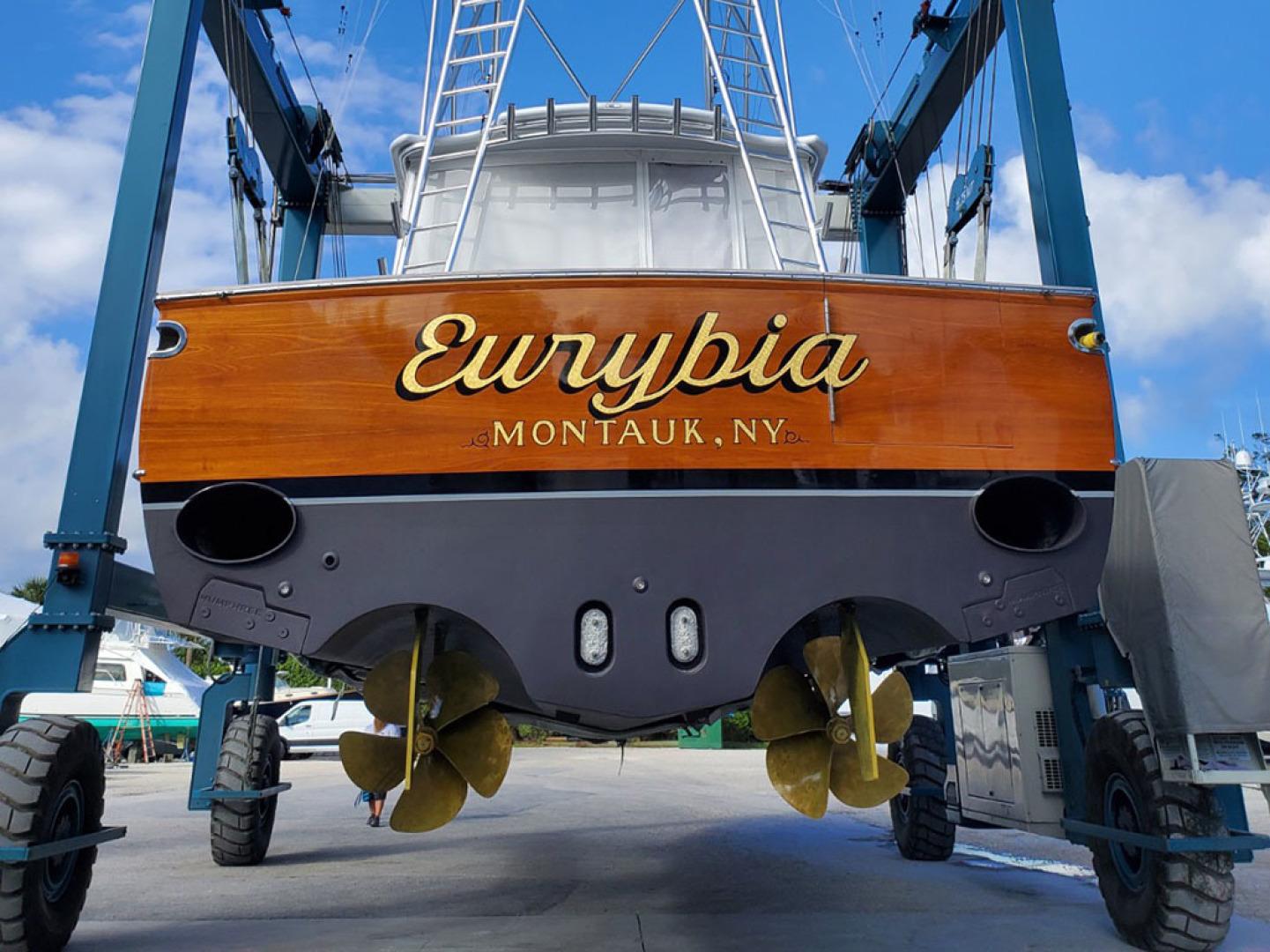 Jim Smith-Walkaround Express 2018-Eurybia North Palm Beach-Florida-United States-Fresh Bottom Job With Prop Speed-1588545   Thumbnail