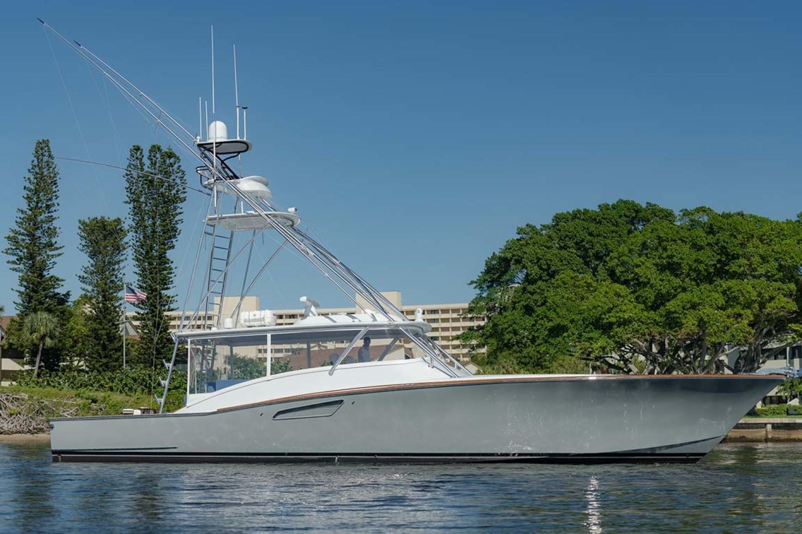 Jim Smith-Walkaround Express 2018-Eurybia North Palm Beach-Florida-United States-Starboard View-1573706   Thumbnail
