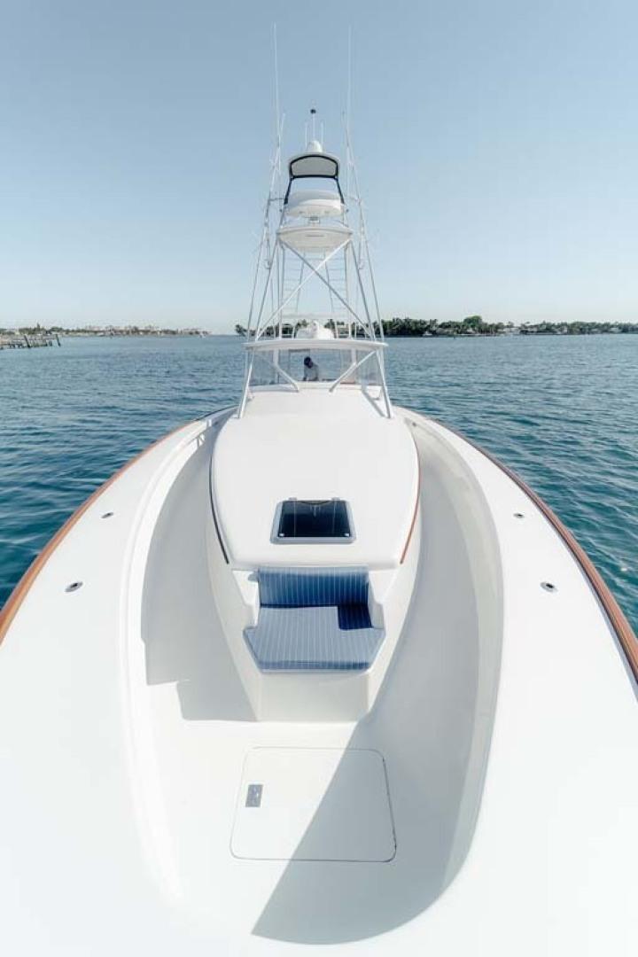 Jim Smith-Walkaround Express 2018-Eurybia North Palm Beach-Florida-United States-Bow Looking Aft-1573728   Thumbnail
