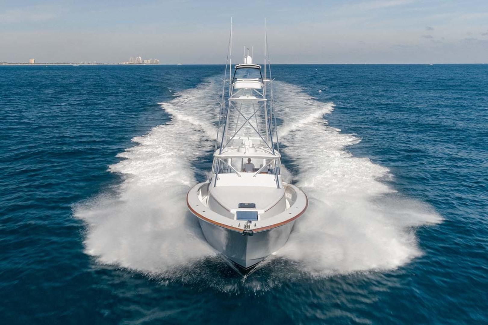 Jim Smith-Walkaround Express 2018-Eurybia North Palm Beach-Florida-United States-Bow Running View-1573766   Thumbnail