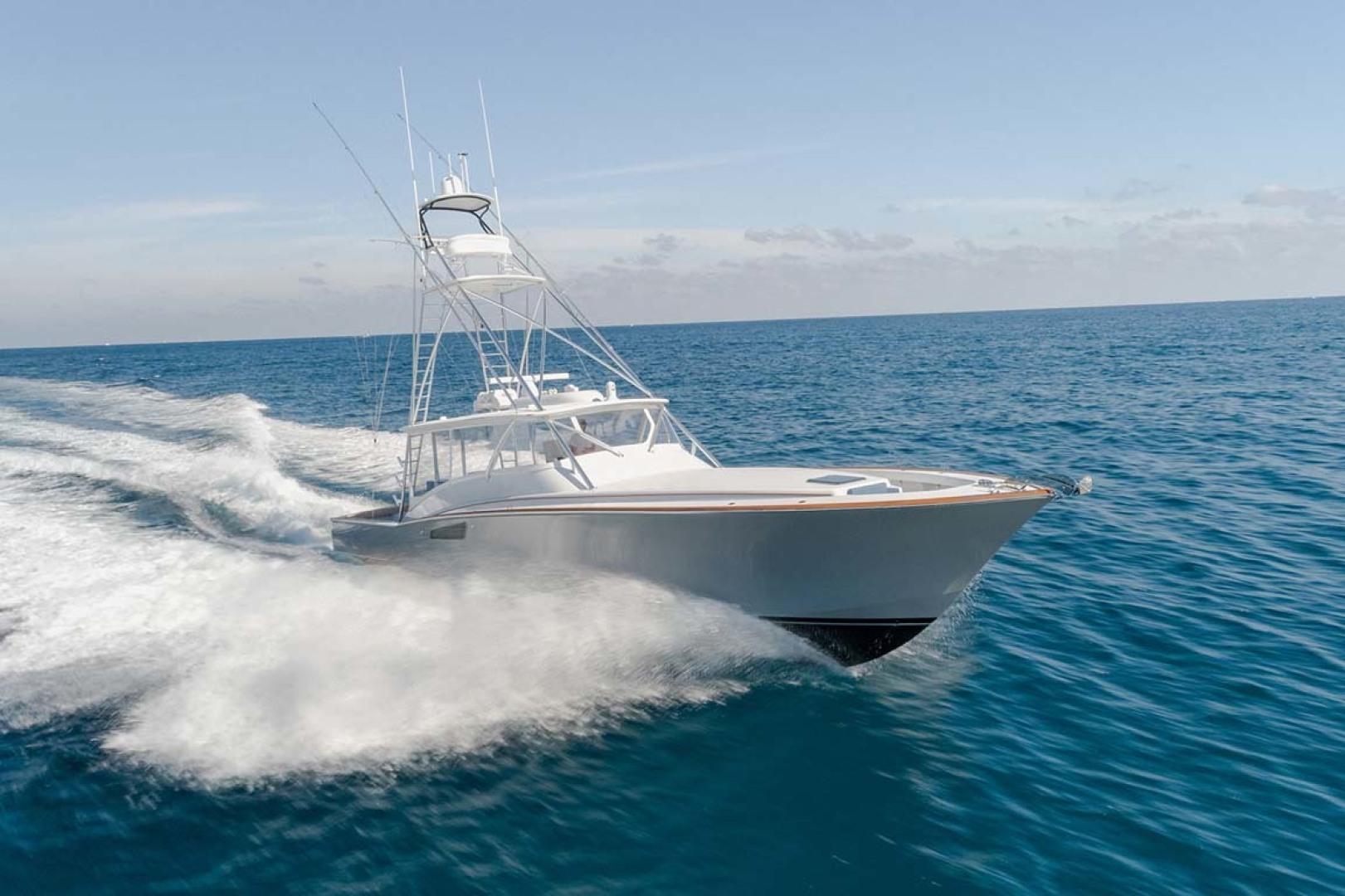 Jim Smith-Walkaround Express 2018-Eurybia North Palm Beach-Florida-United States-Starboard Running View-1573765   Thumbnail