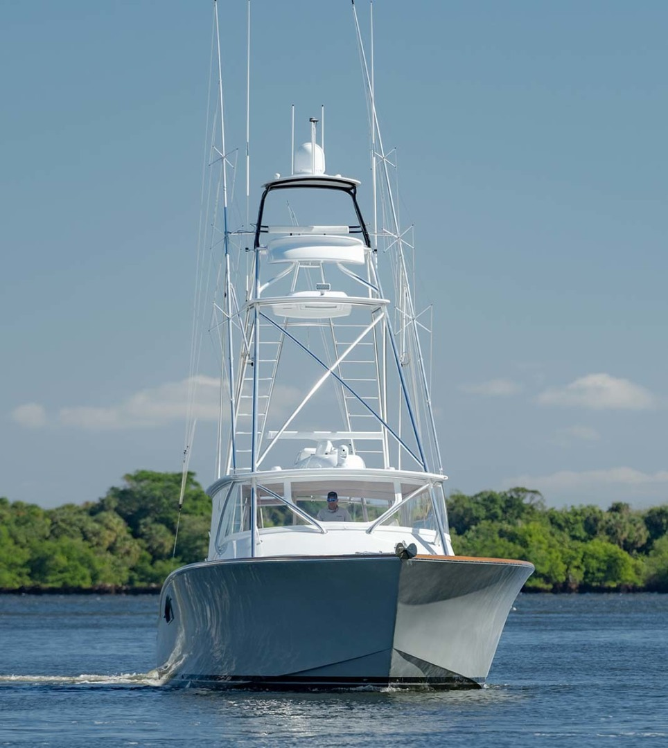 Jim Smith-Walkaround Express 2018-Eurybia North Palm Beach-Florida-United States-Bow-1573707   Thumbnail