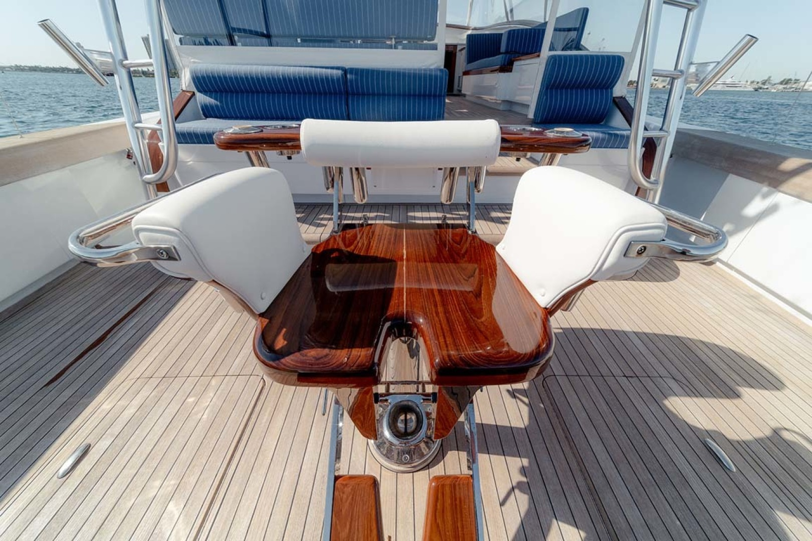 Jim Smith-Walkaround Express 2018-Eurybia North Palm Beach-Florida-United States-Bluewater Marlin Chair-1573753   Thumbnail