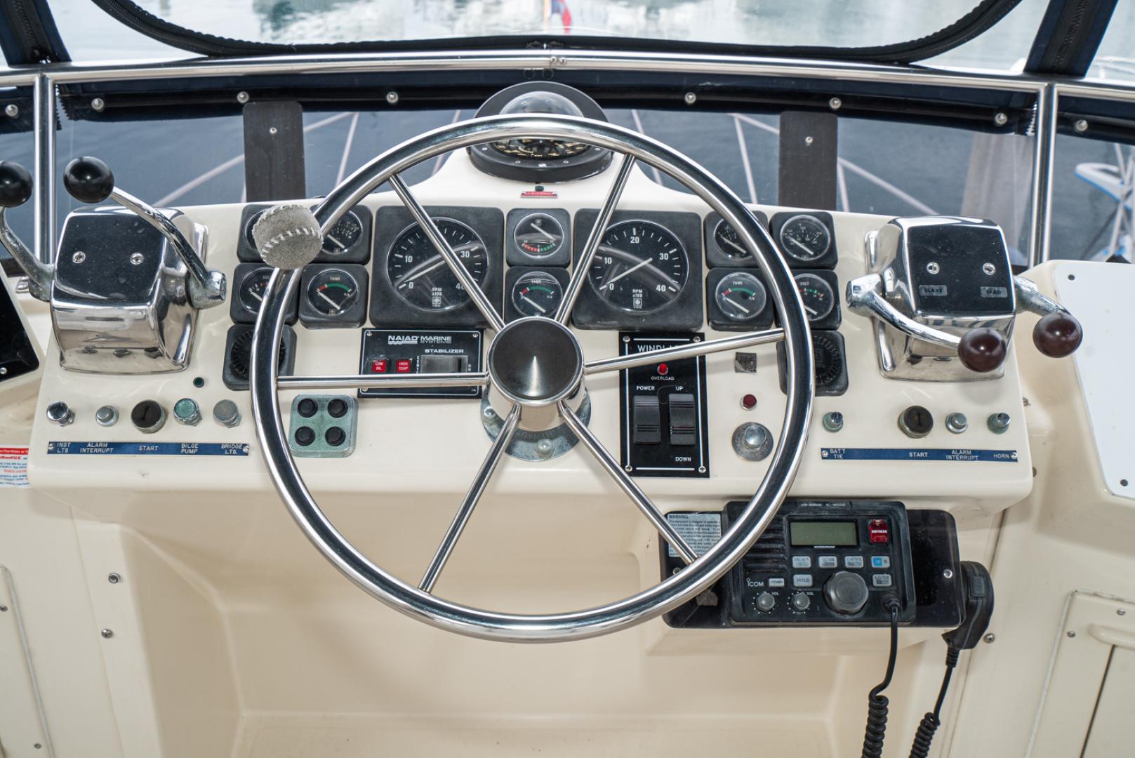 Californian-57 Cockpit Motoryacht 1989-Constance 3 San Diego-California-United States-1574115 | Thumbnail