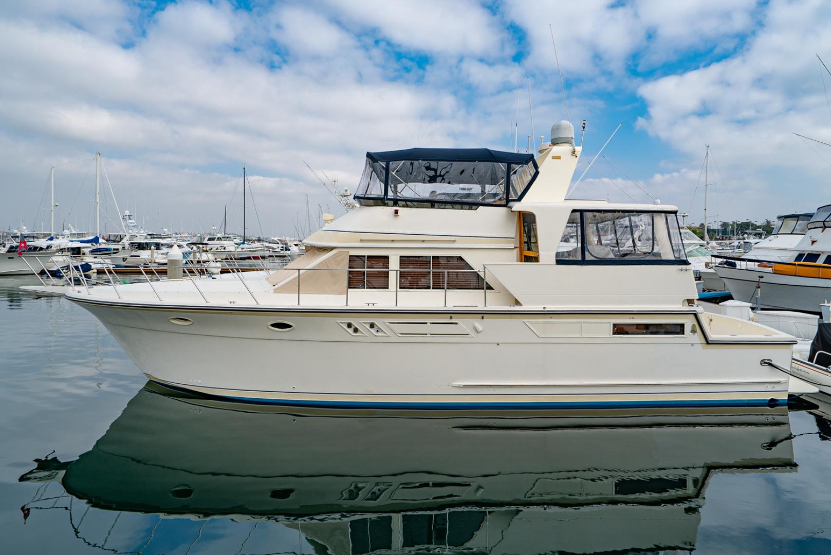 Californian-57 Cockpit Motoryacht 1989-Constance 3 San Diego-California-United States-1574102 | Thumbnail