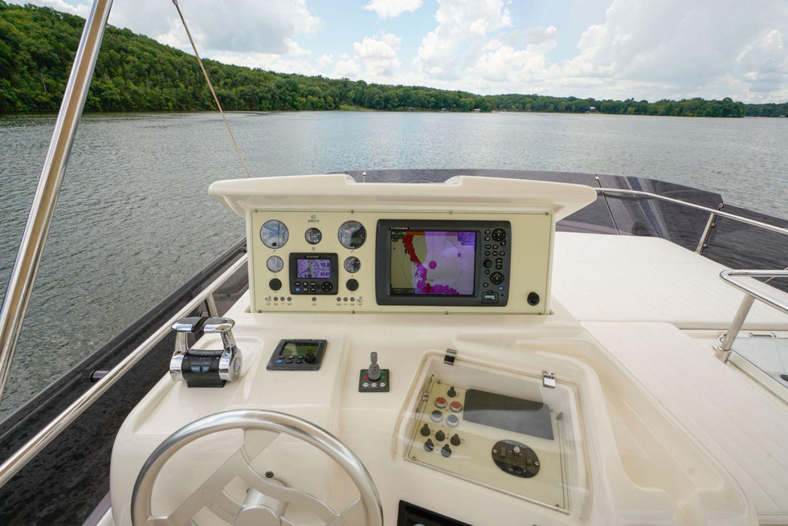 Ferretti Yachts-530 2013-ISLAND GIRL Mount Juliet-Tennessee-United States-1574683   Thumbnail