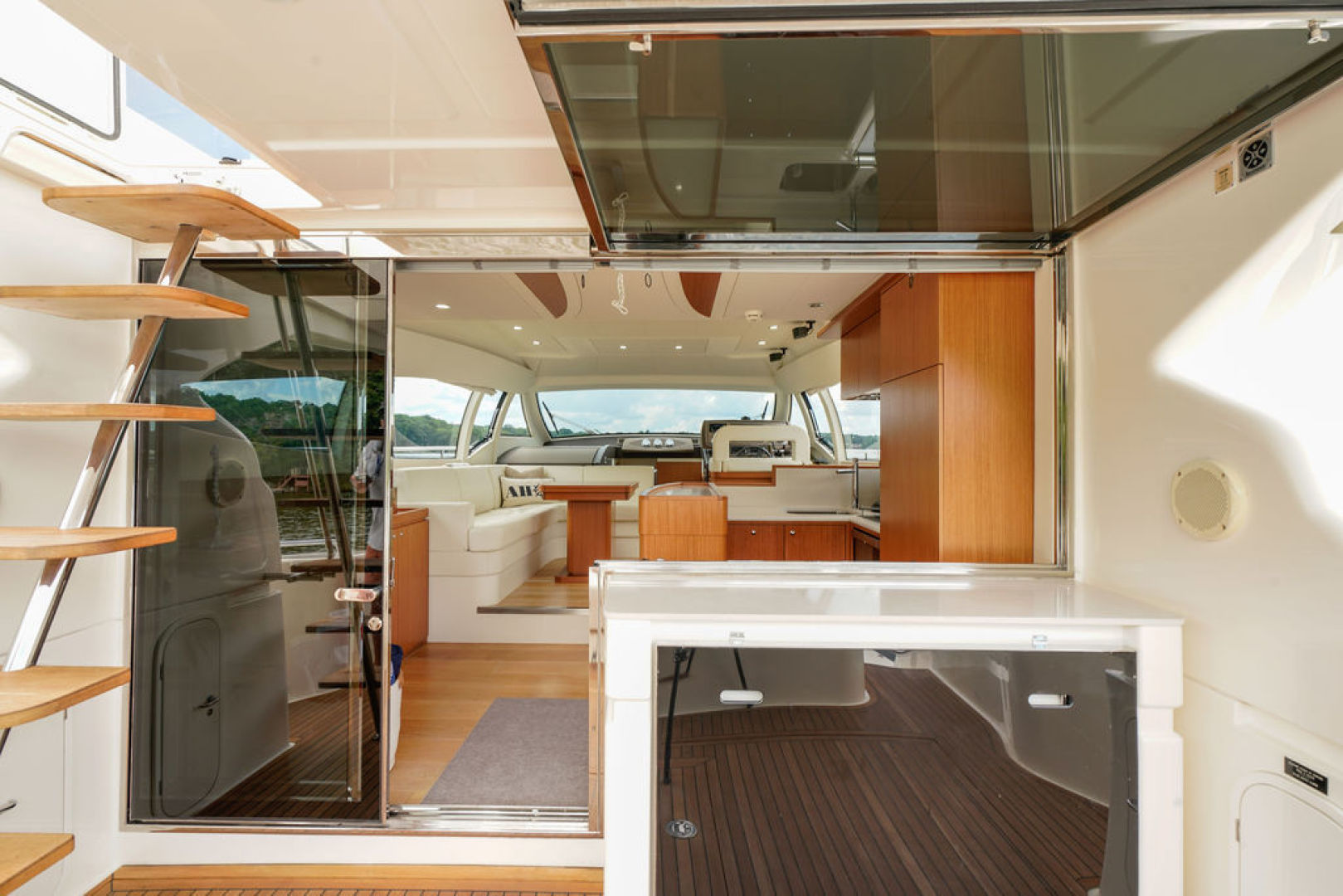 Ferretti Yachts-530 2013-ISLAND GIRL Mount Juliet-Tennessee-United States-1574689   Thumbnail