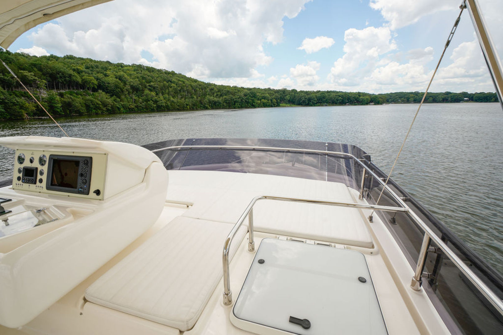 Ferretti Yachts-530 2013-ISLAND GIRL Mount Juliet-Tennessee-United States-1574684   Thumbnail