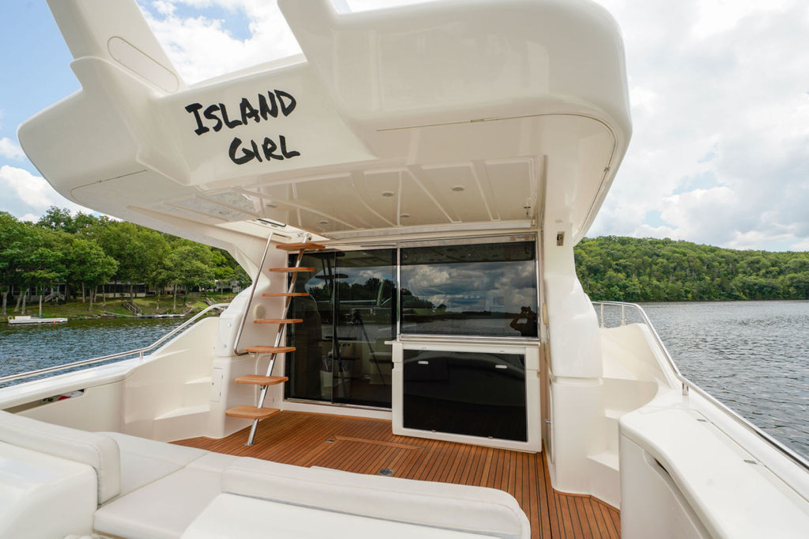 Ferretti Yachts-530 2013-ISLAND GIRL Mount Juliet-Tennessee-United States-1574687   Thumbnail