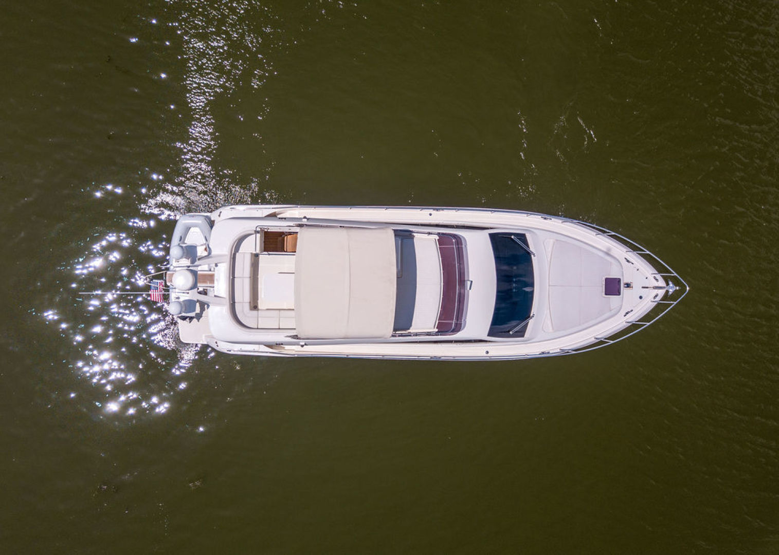 Ferretti Yachts-530 2013-ISLAND GIRL Mount Juliet-Tennessee-United States-1574677   Thumbnail
