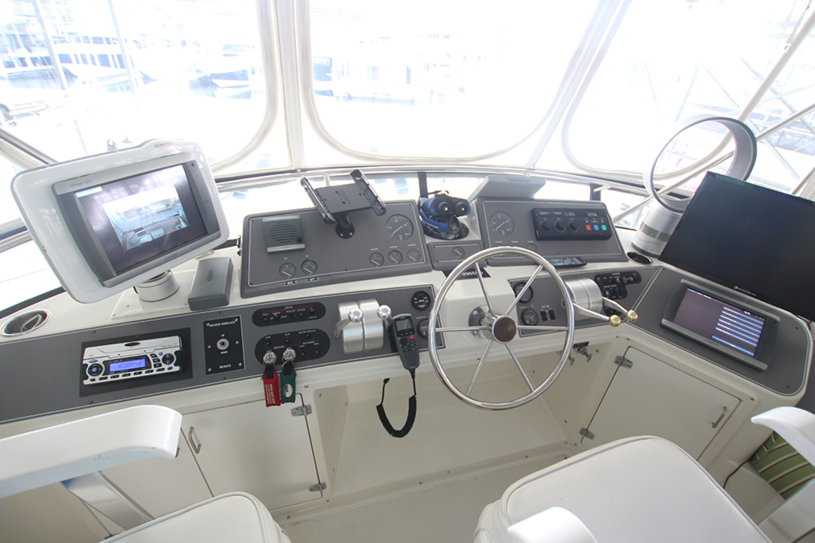 Californian-52 Cockpit Motor Yacht 1991-MARY KATHLEEN Mount Juliet-Tennessee-United States-1574752 | Thumbnail