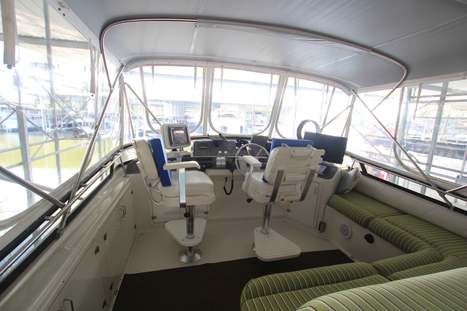 Californian-52 Cockpit Motor Yacht 1991-MARY KATHLEEN Mount Juliet-Tennessee-United States-1574751 | Thumbnail
