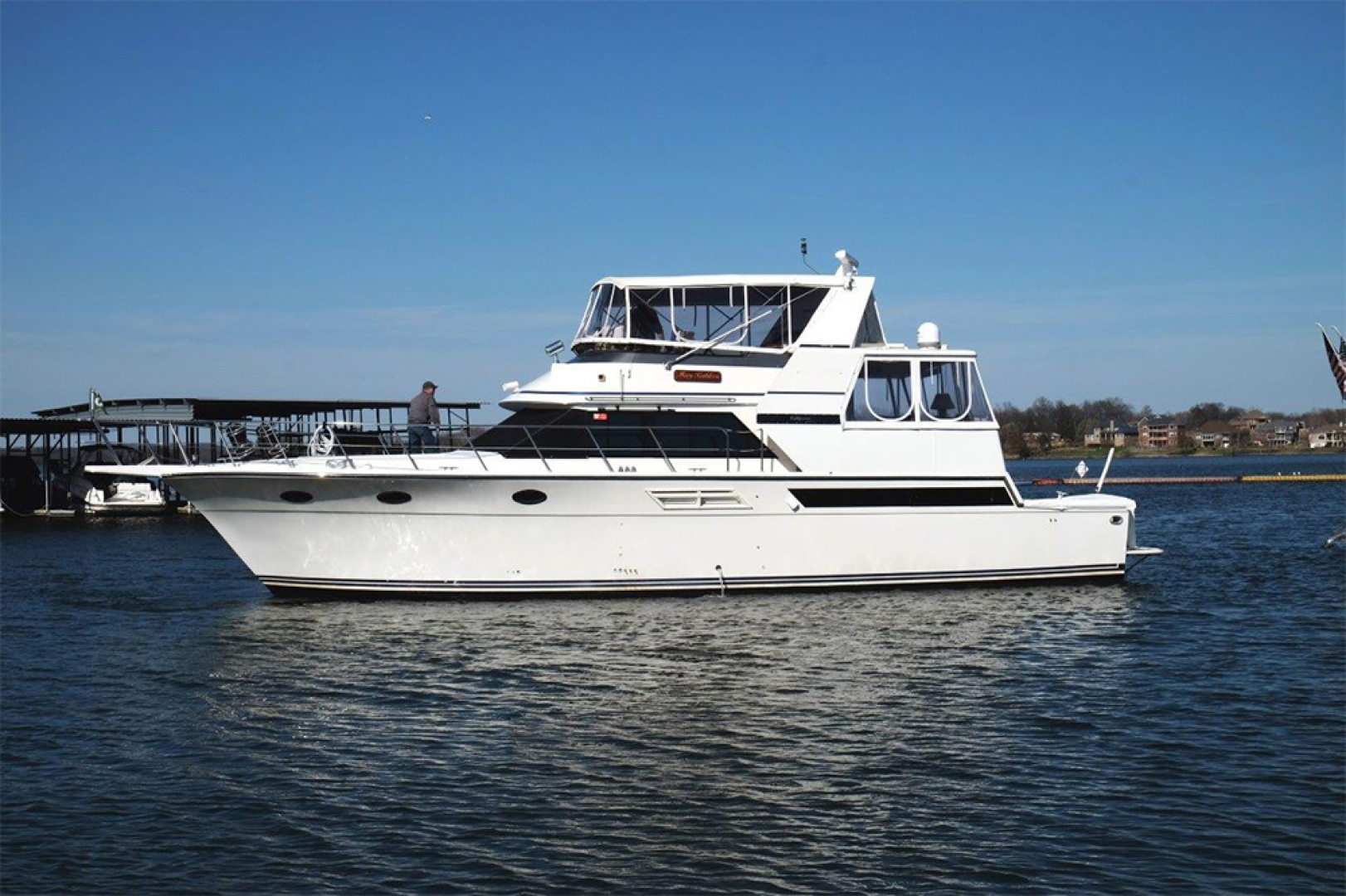 Californian-52 Cockpit Motor Yacht 1991-MARY KATHLEEN Mount Juliet-Tennessee-United States-1574730 | Thumbnail