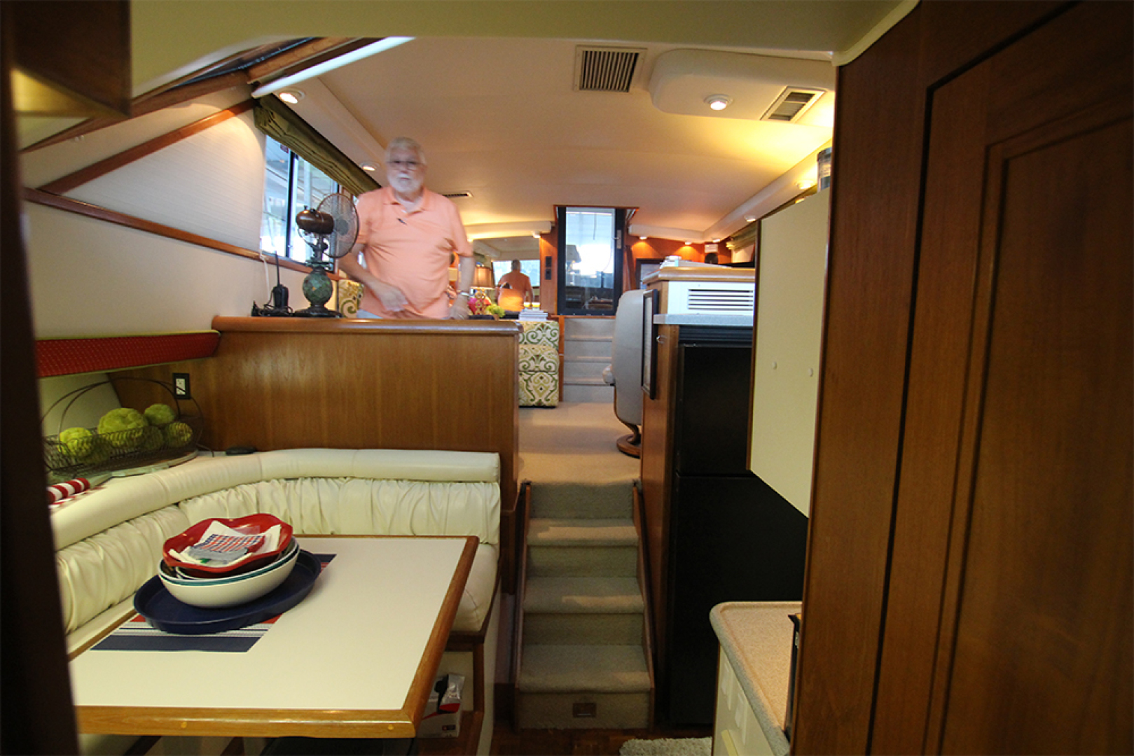 Californian-52 Cockpit Motor Yacht 1991-MARY KATHLEEN Mount Juliet-Tennessee-United States-1574755 | Thumbnail